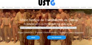 Unión Sindical de Trabajadores de Galicia